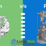 difference between handloom and powerloom